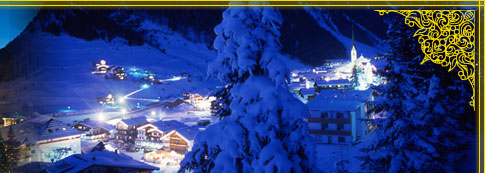 Apart Sabrina with comfort rooms in Ischgl in the Paznauntal valley Tyrol